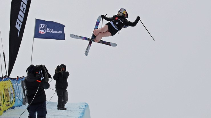 MŚ w narciarstwie dowolnym: Sildaru i Blunck najlepsi w halfpipe