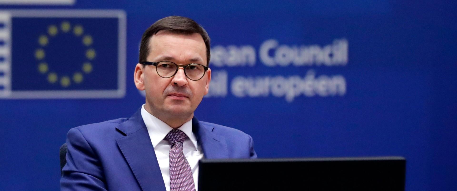 Porozumienie w Brukseli i kolejne wyzwania. Trzy lata premiera Morawieckiego