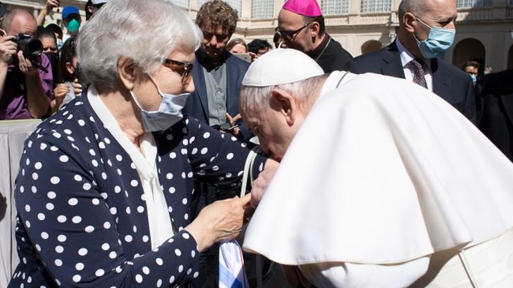 Niezwykły gest papieża Franciszka wobec Polki