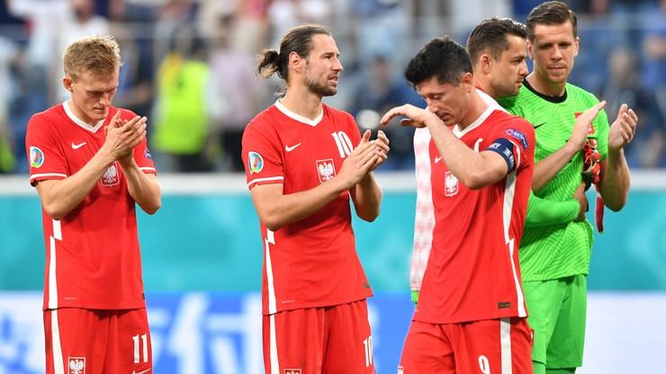 Euro 2020. Polska kadra zarobiła na turnieju dla PZPN 750 tys. euro