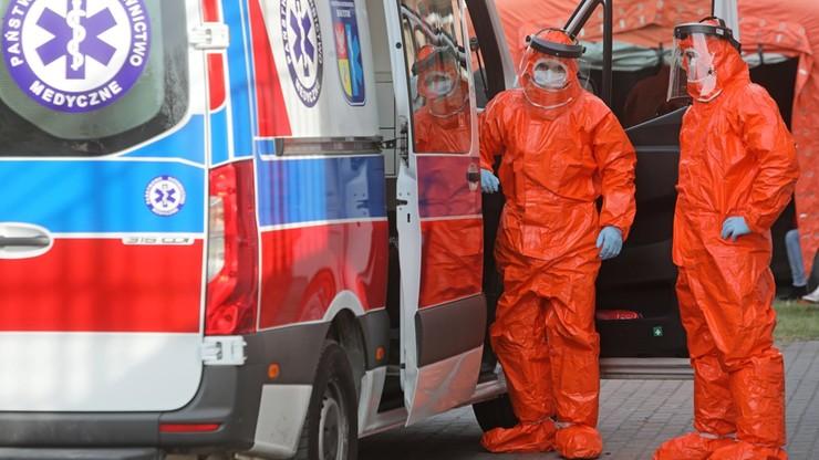 Przekroczyliśmy pół tysiąca zakażonych koronawirusem w Polsce. Dziś ponad 100 nowych przypadków