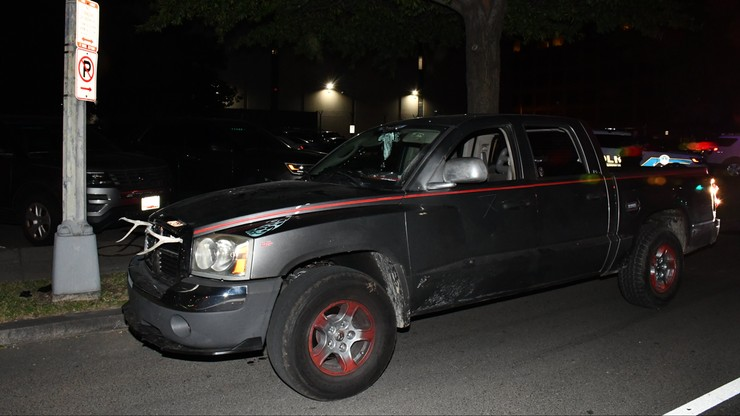 """USA. Uzbrojony neonazista zatrzymany przez policję Kapitolu. """"Patrolował"""" okolicę"""