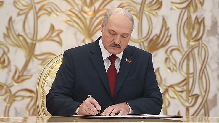 Łukaszenka: współpraca ważna i ze Wschodem, i z Zachodem