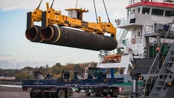 Parlament Europejski potępił budowę gazociągu Nord Stream 2
