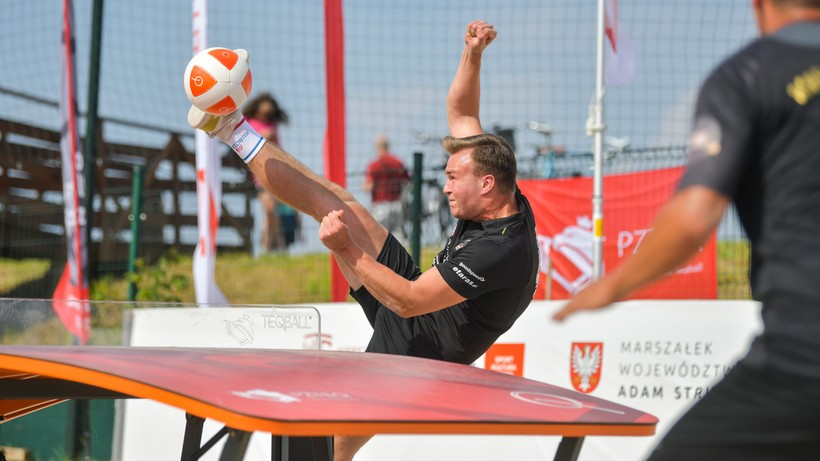 II Plażowe Mistrzostwa Polski w Teqballu: Stawką awans na mistrzostwa świata