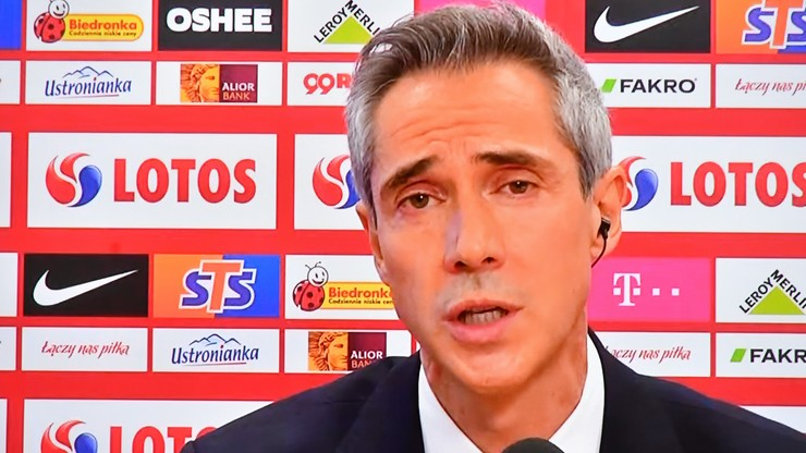 Paulo Sousa: Nie będzie dodatkowych powołań na mecz z Anglią