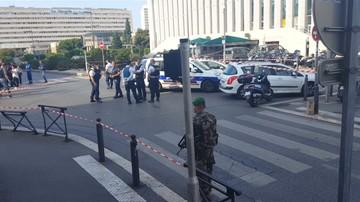 Atak nożownika w Marsylii. Zabił dwie kobiety na dworcu kolejowym