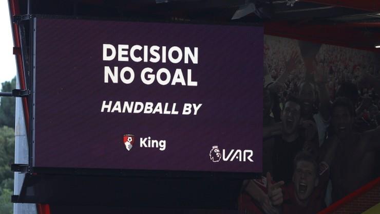 Premier League: Fatalne decyzje VAR. Narzeka nie tylko Jose Mourinho