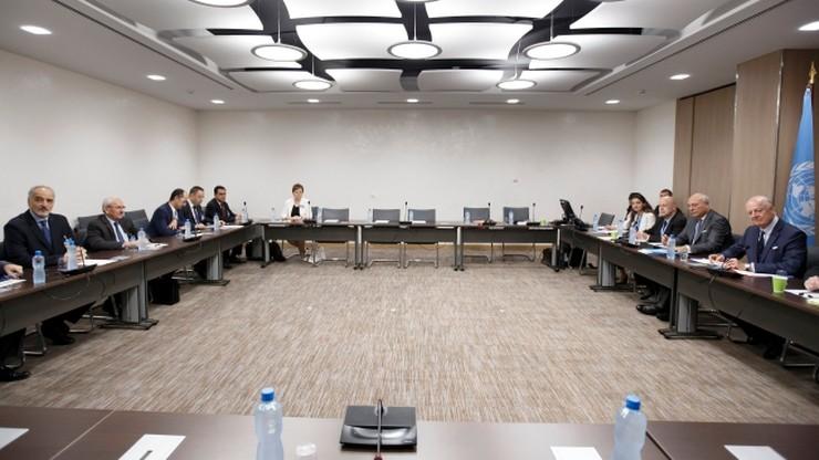 Kolejna runda rozmów pokojowych w sprawie Syrii