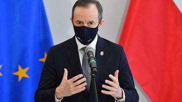 Grodzki: Senat raczej nie zajmie ustawą ratyfikacją FO na najbliższym posiedzeniu