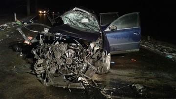 Tragiczny wypadek pod Olsztynem. Nie żyje 31-latka. Prawdopodobnie była w ciąży