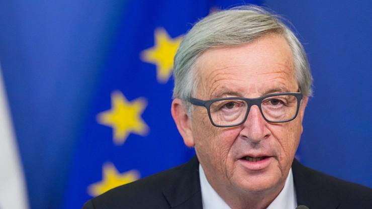 Juncker: skandal z silnikami Diesla szkodzi wizerunkowi Niemiec