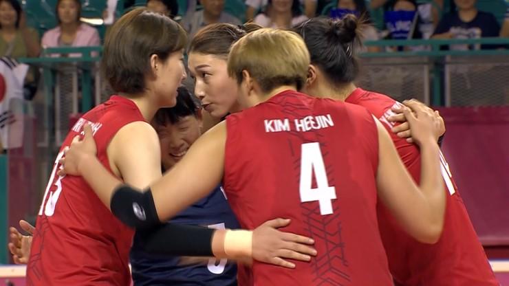WGP 2017: Dramat niemieckich siatkarek! Koreanki w finale II dywizji