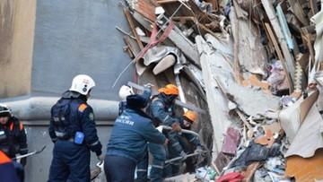 Rosja: Ratownicy wydobyli spod gruzów kolejną ofiarę wybuchu gazu w Magnitogorsku
