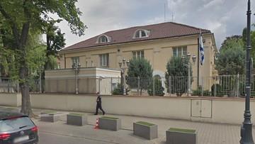 Strajk w ambasadzie Izraela. Dyplomaci mają dość