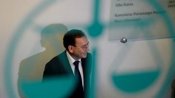 SN: prezydent nie mógł ułaskawić M. Kamińskiego, bo ten nie był prawomocnie skazany