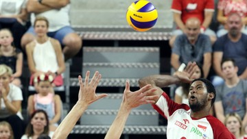 Leon zadebiutował w reprezentacji siatkarzy. Polacy gładko pokonali Holandię
