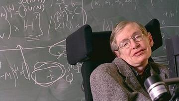"""""""Natychmiast powiedziałem tak"""". Stephen Hawking poleci w kosmos"""