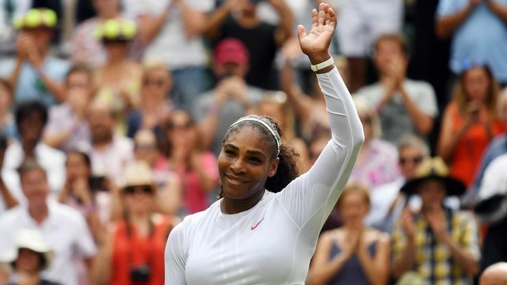 Wimbledon: Williams w półfinale