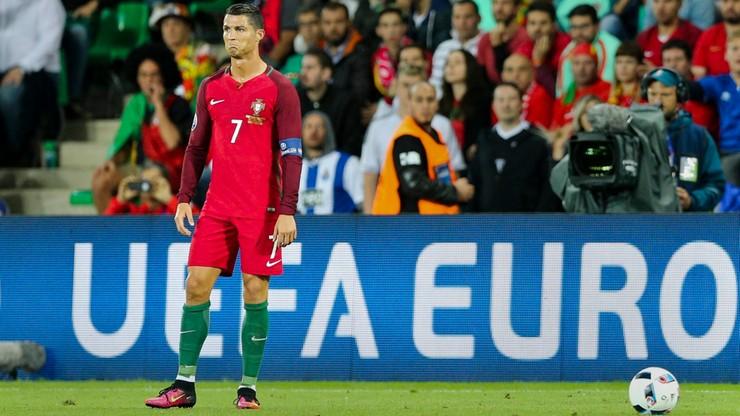 Cristiano Ronaldo: Falstart gwiazdora