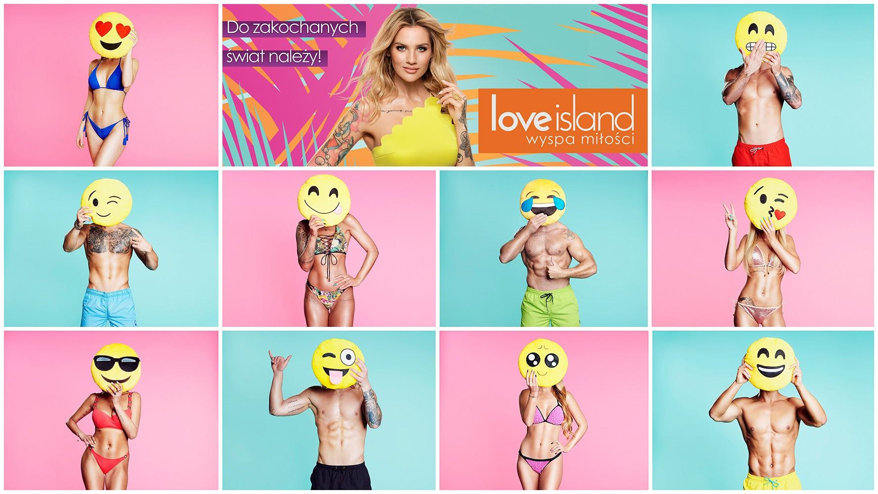 """""""Love Island. Wyspa miłości"""": Uczestnicy trzeciej edycji"""