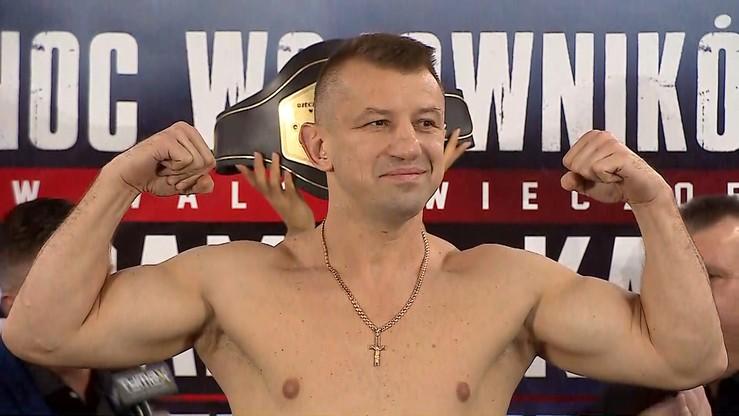 Polsat Boxing Night: Adamek szlifuje formę (WIDEO)