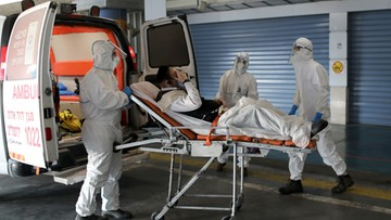 Pandemia koronawirusa. Kolejny rekord pobity