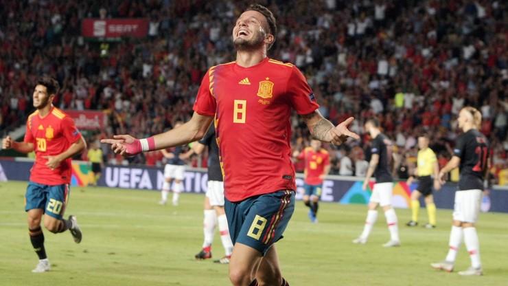 Liga Narodów: Chorwacja - Hiszpania. Transmisja w Polsacie Sport