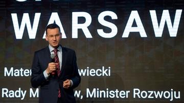 Morawiecki: tysiące nowych miejsc pracy i 32 mld zł inwestycji w Strategii Rozwoju