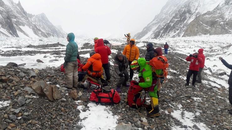 Minister sportu chce odznaczenia himalaistów, którzy przeprowadzili akcję ratunkową na Nanga Parbat
