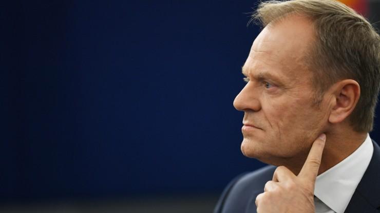 """Tusk: 3 maja w Polsce będę miał """"coś ciekawego i ważnego do powiedzenia"""""""