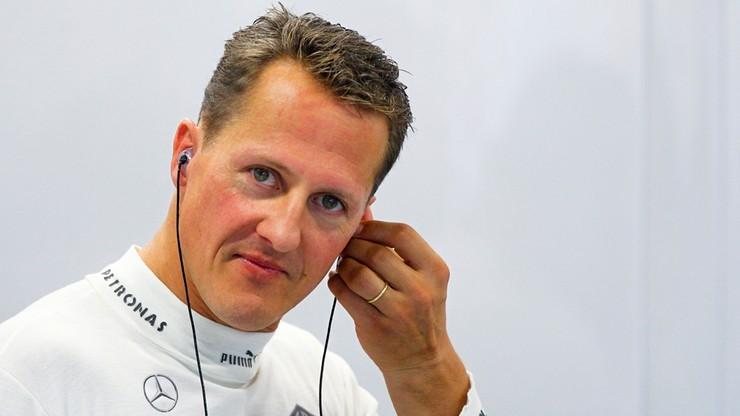 Schumacher doceniany w 50. urodziny. Stan zdrowia wciąż nieznany