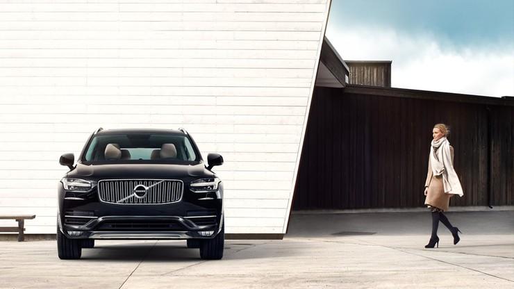 SUV Volvo został wybrany kobiecym autem roku 2015