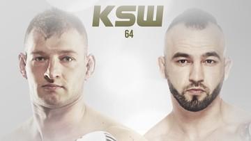 Kolejna walka dodana do rozpiski KSW 64!