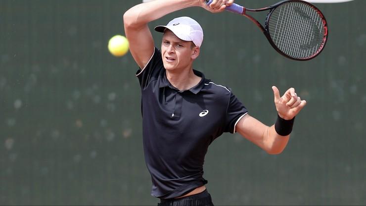 Next Gen ATP Finals: Hurkacz - Tiafoe. Relacja i wynik na żywo
