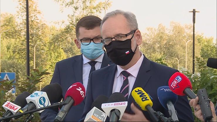 Minister zdrowia: system jest przygotowany na zwiększoną liczbę zakażeń