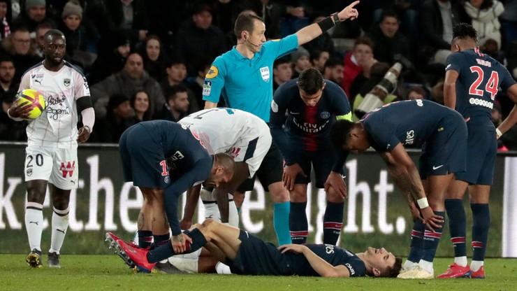 Liga Mistrzów: Kolejne osłabienia PSG przed meczem z Manchesterem United!
