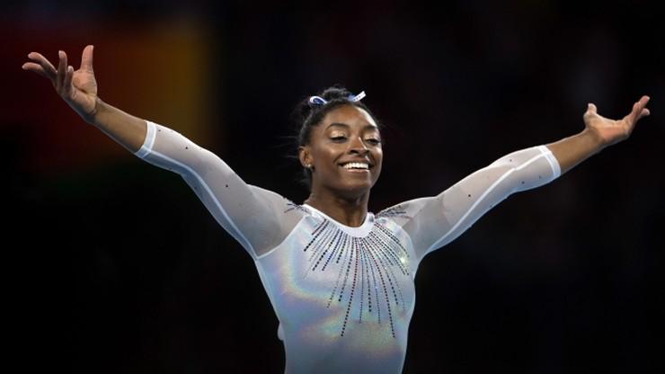 MŚ w gimnastyce sportowej: 16. złoty medal Biles