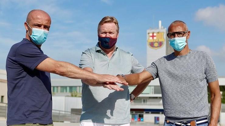 Henrik Larsson asystentem trenera w FC Barcelonie