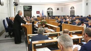 Senacka komisja, bez PO, zaopiniowała budżet w części dotyczącej zdrowia