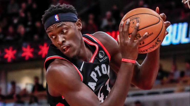 NBA: Toronto Raptors z dziewiątym zwycięstwem z rzędu