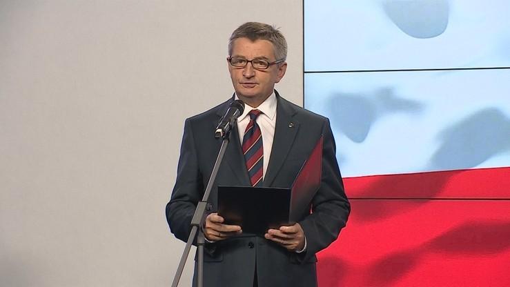Kuchciński nadal zajmuje rządową willę. CIS: poseł zobowiązał się do opłacenia czynszu