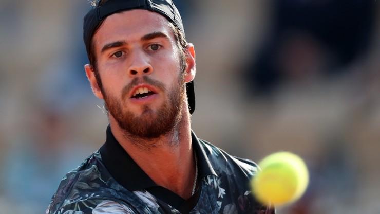 French Open: Pierwszy wielkoszlemowy ćwierćfinał Chaczanowa