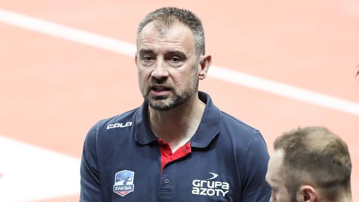 Nikola Grbić odejdzie z ZAKSY tuż po finale Ligi Mistrzów?