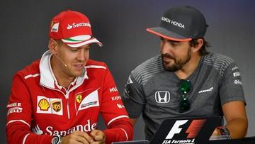 Sebastian Vettel w Renault? Tak zasugerował Fernando Alonso
