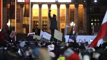 Prezes TK o protestach: naruszenie konstytucyjnych fundamentów państwa prawa