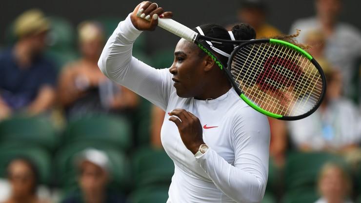 Wimbledon: Williams lepsza od Rodiny w meczu matek
