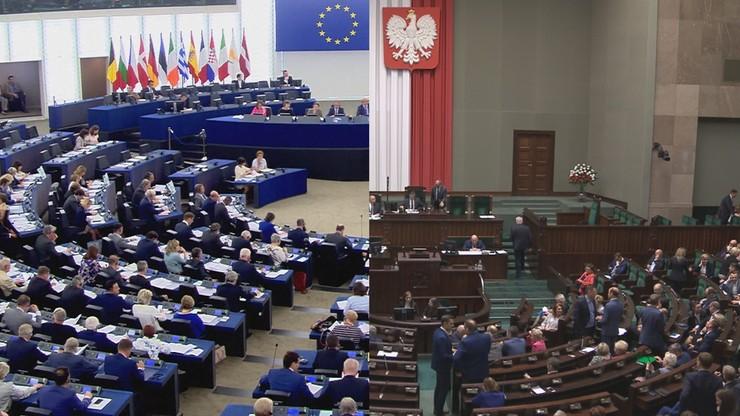 Deputowani wracają z europarlamentu. Niektórzy już wiedzą, co dalej