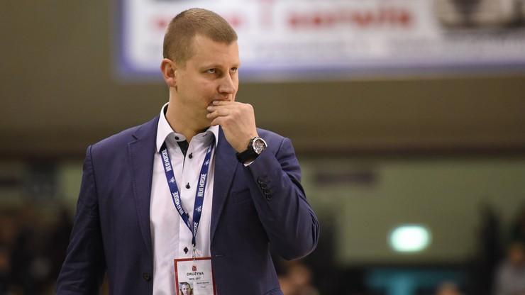 EBL: Łukomski nowym trenerem Polpharmy Starogard Gdański