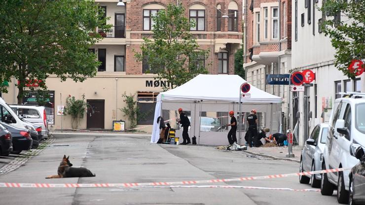 Po wybuchu w centrum Kopenhagi premier rozważa wzmożenie kontroli na granicy ze Szwecją